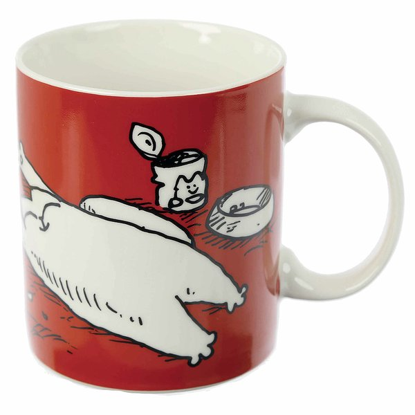 Simon's Cat Tasse I Woke Up