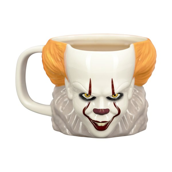 Stephen King 3D Tasse