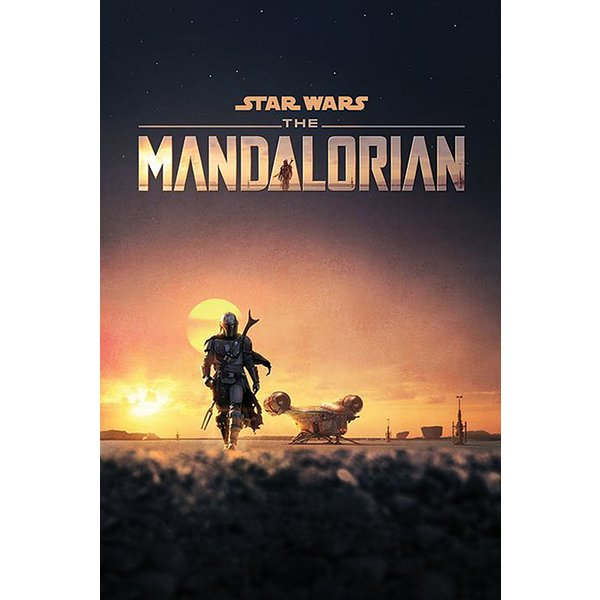 The Mandalorian Teaser