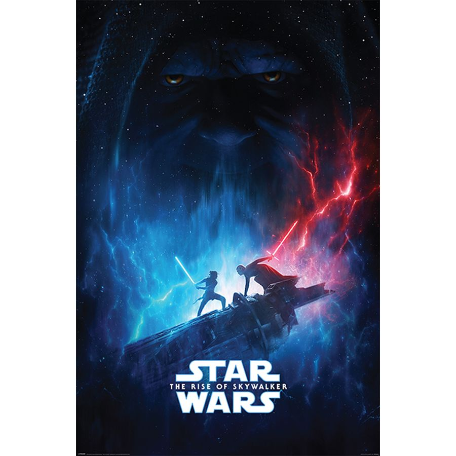 Star Wars Episode 9 Poster