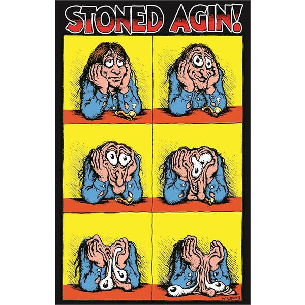 Stoned Agin! Poster