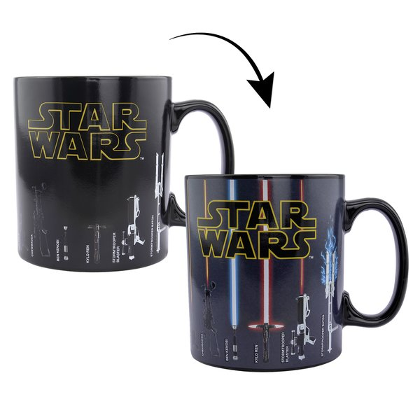 Star Wars Thermotasse Weapons