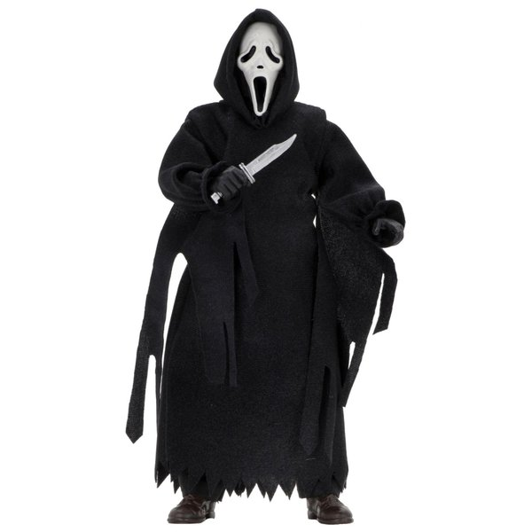 "Scream 8"" Scale Clothed"