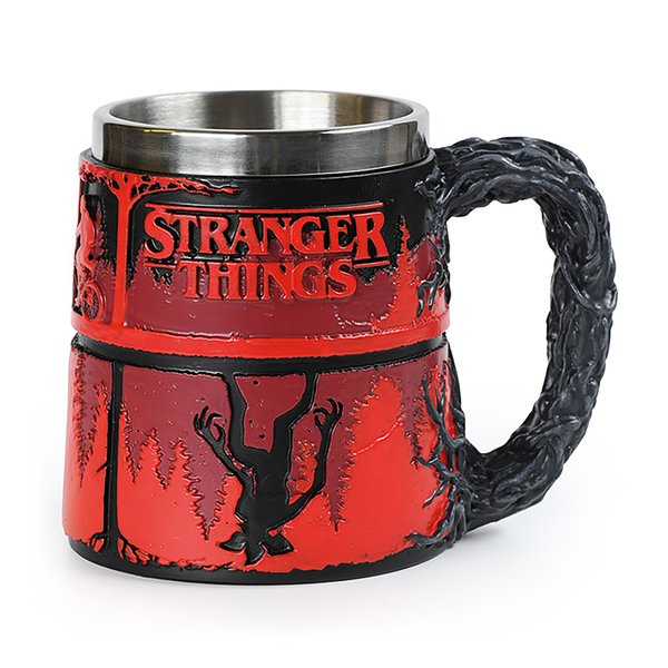 Stranger Things 3D Tasse