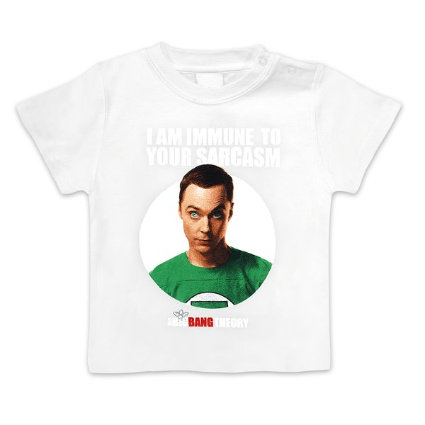 The Big Bang Theory Kids Shirt