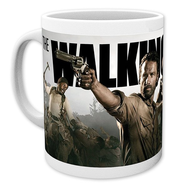 The Walking Dead Tasse Banner