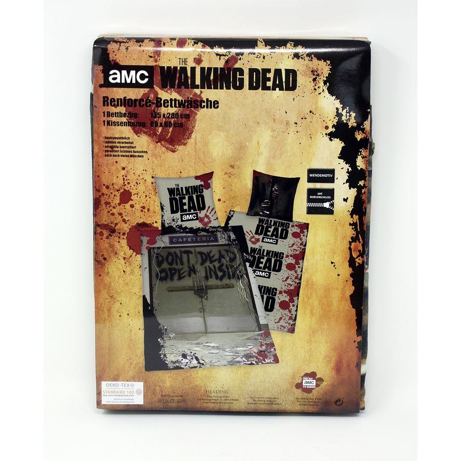 The Walking Dead Bettwäsche