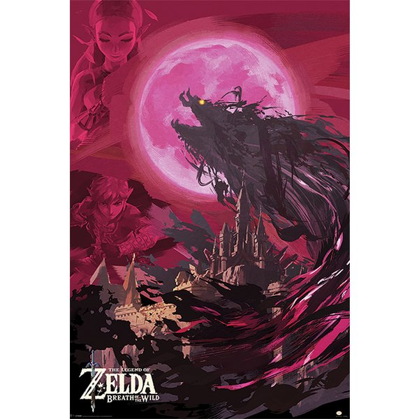 The Legend of Zelda Poster