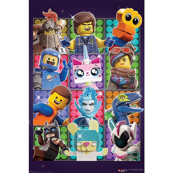 The LEGO Movie 2: The Second