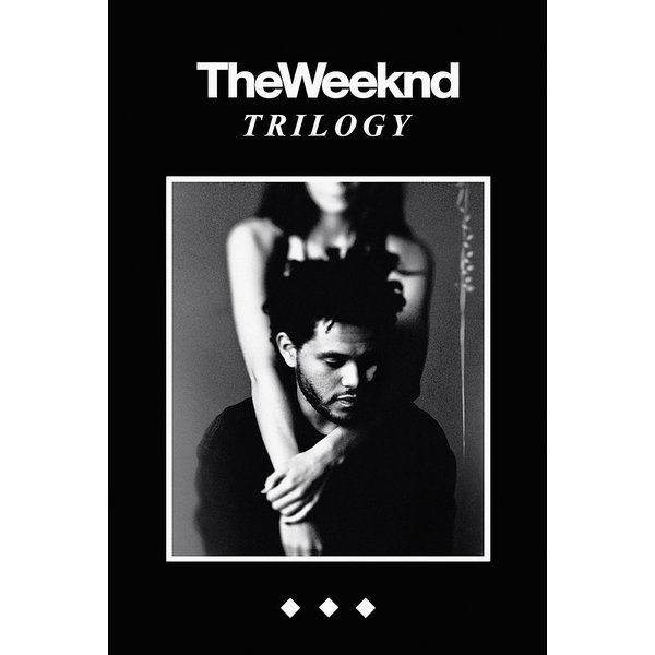 The Weeknd Poster Trilogy