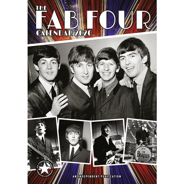 The Fab Four Kalender 2020