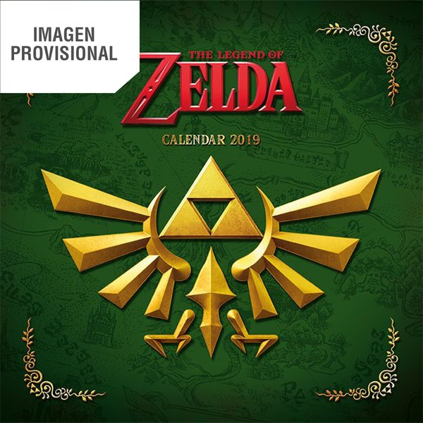 The Legend of Zelda Kalender