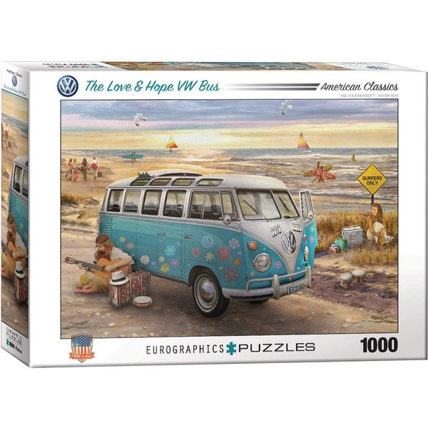 The Love & Hope VW Bus