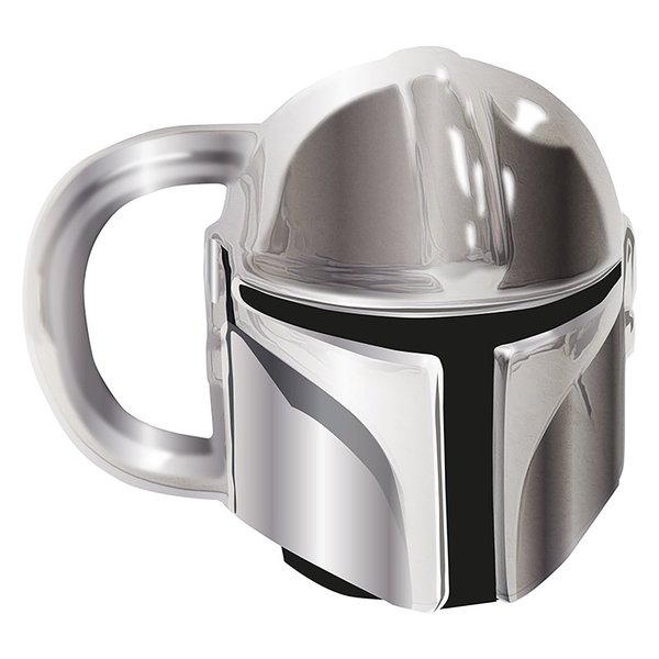 The Mandalorian Tasse 3D