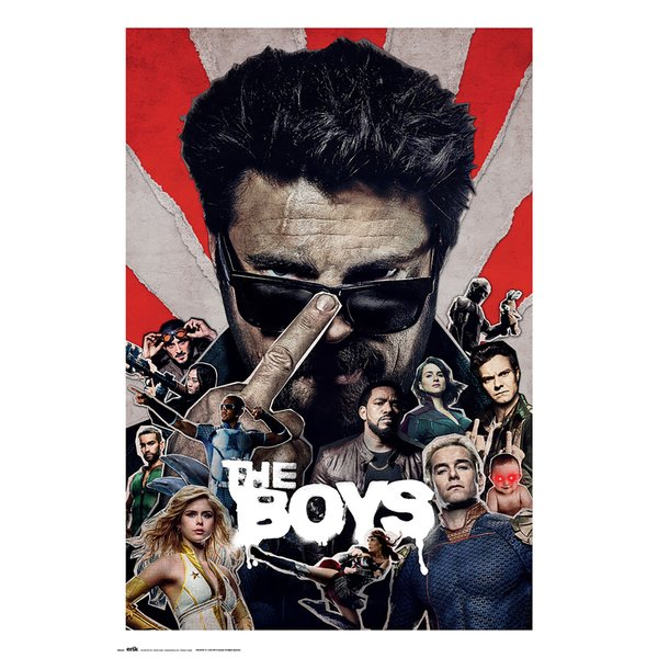 The Boys Poster Season 2