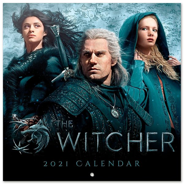 The Witcher 2021 Kalender