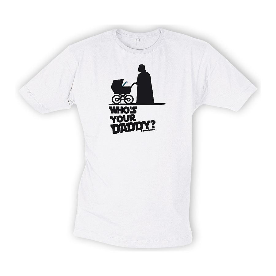 Who\'s your Daddy? T-Shirt bei Close Up im Fan-Store kaufen!