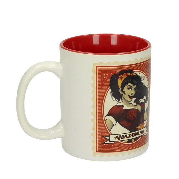 Wonder Woman Tasse Amazonian