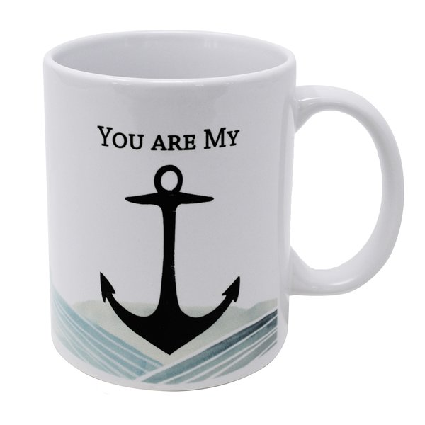 You are my Anchor Tasse